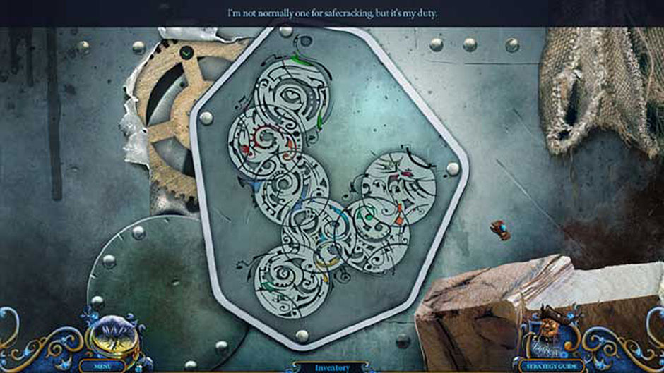 Royal Detective - Lord of Statues Circle Rotation Puzzle Solution