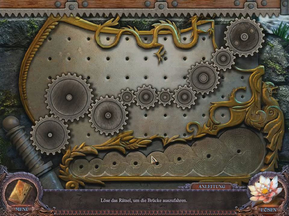 Secrets of the Dark - Eclipse Mountain Gear Puzzle Solution