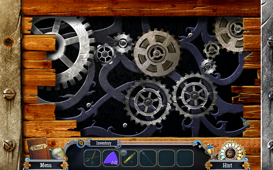 Spear of Destiny - The Final Journey Icy Bridge Puzzle Solution