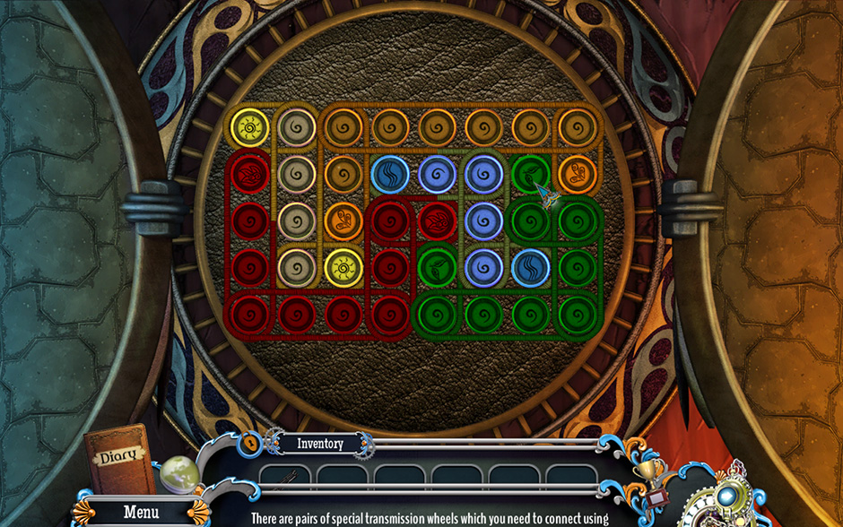 Spear of Destiny - The Final Journey Sun and Moon Cell Door Puzzle Solution
