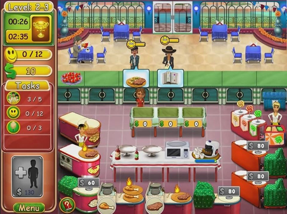Burger Bustle – Ellies Organics Level 2-3