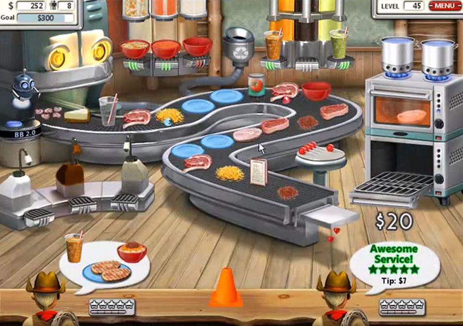 Burger Shop 2 - Cowboy
