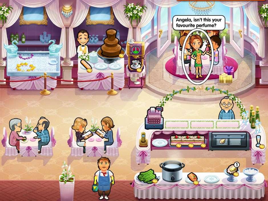 Delicious - Emilly's wonder wedding - Episode 16 - Present