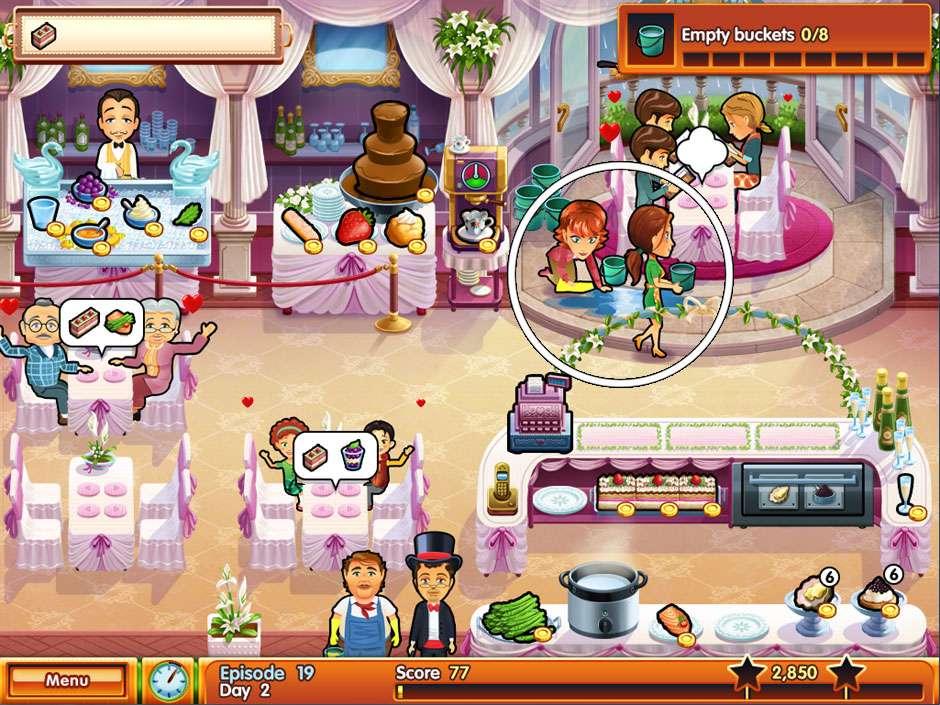 Delicious - Emilly's wonder wedding - Episode 19 - Bucket