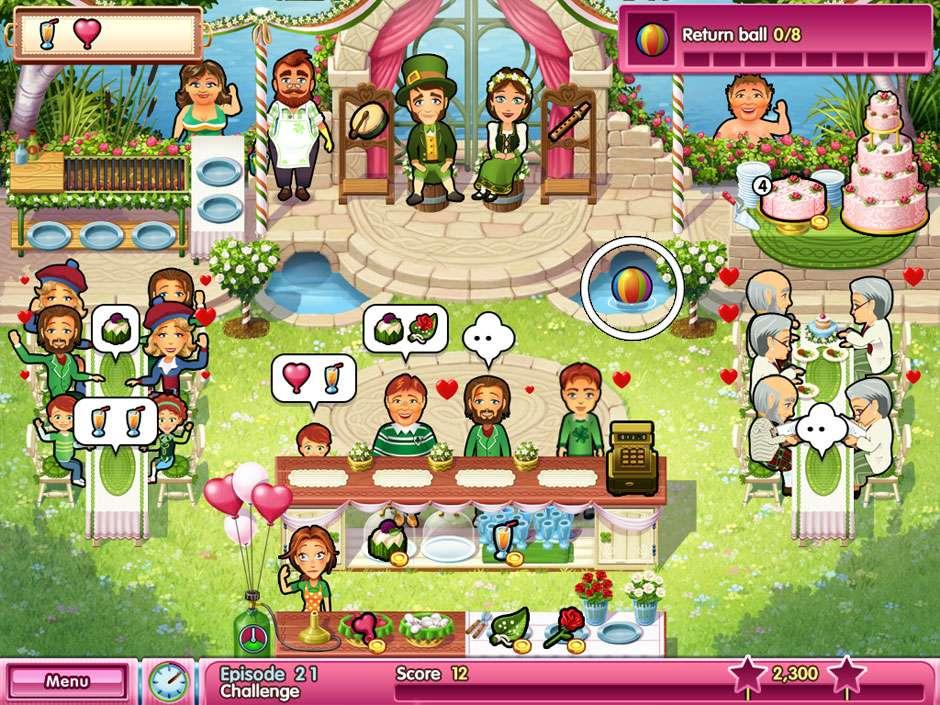 Delicious - Emilly's wonder wedding - Episode 21 - Ball