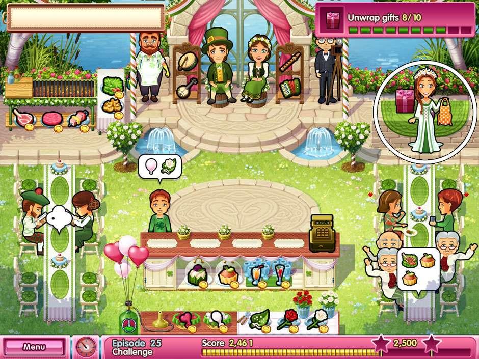 Delicious - Emilly's wonder wedding - Episode 25 - Emily's Wedding