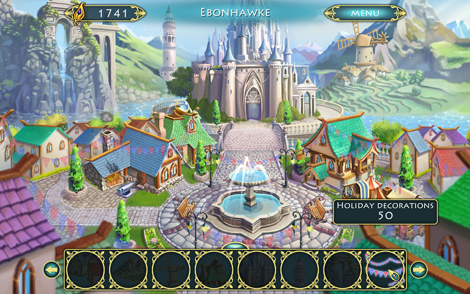 Elven Legend 2 – The Bewitched Tree Capital