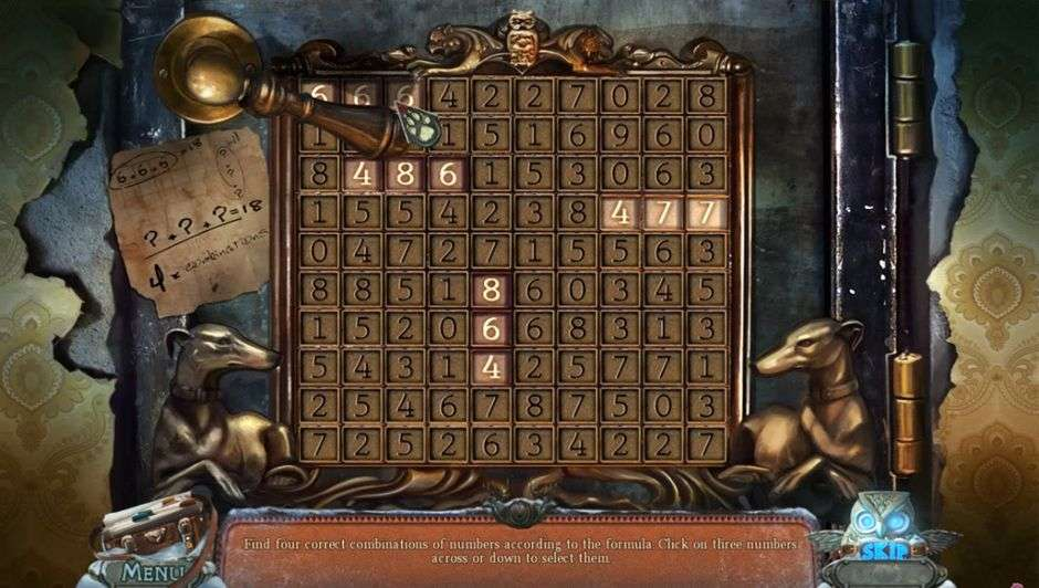 Fierce Tales - The Dogs Heart Chapter 5 Puzzle 2