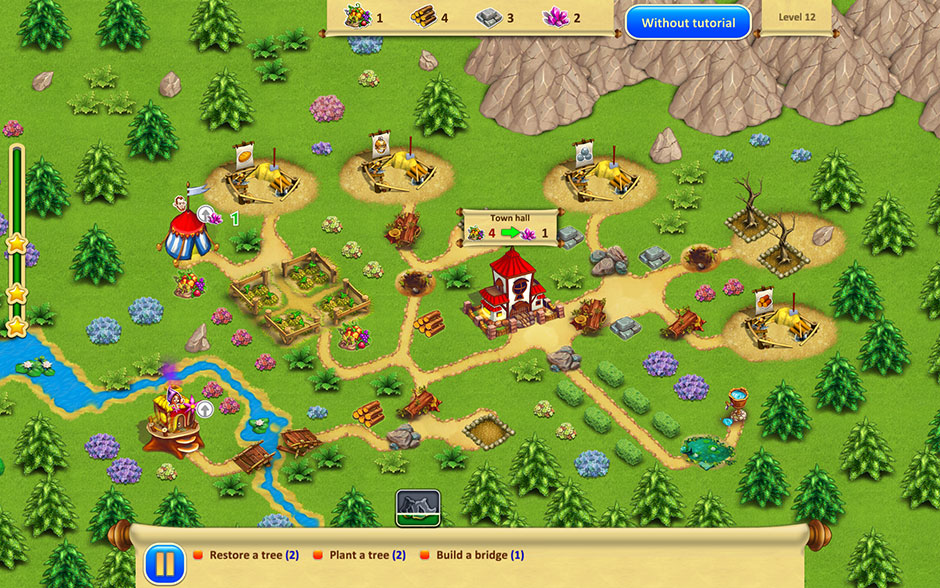 Gnomes Garden 2 - Level 12