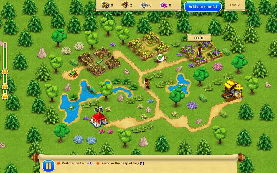 Gnomes Garden 2 - Level 2