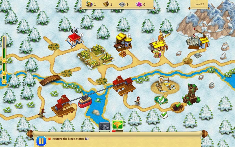 Gnomes Garden 2 - Level 22