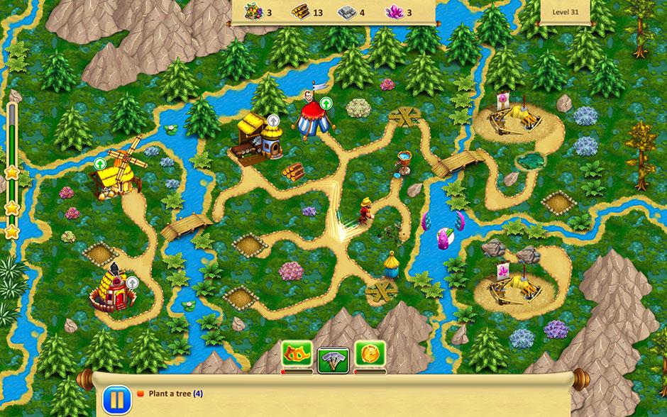 Gnomes Garden 2 - Level 31