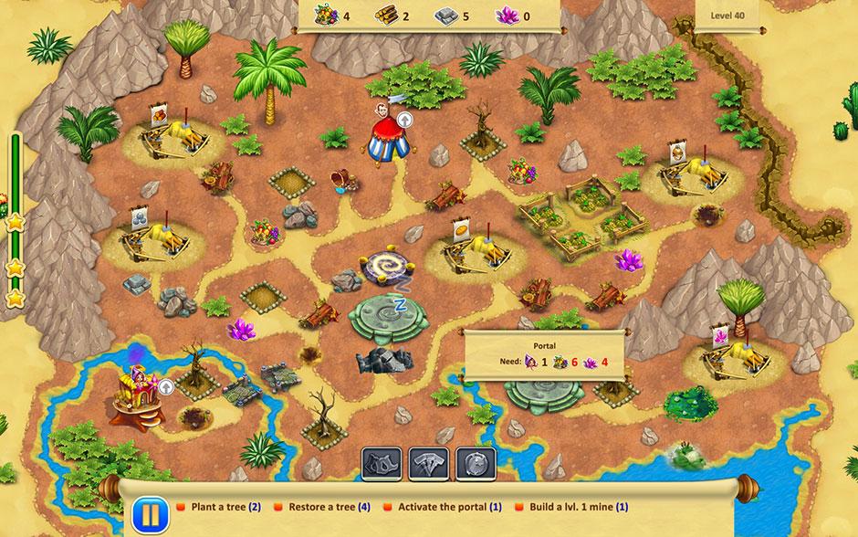 Gnomes Garden 2 - Level 40
