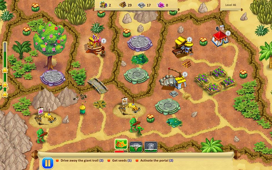 Gnomes Garden 2 - Level 46