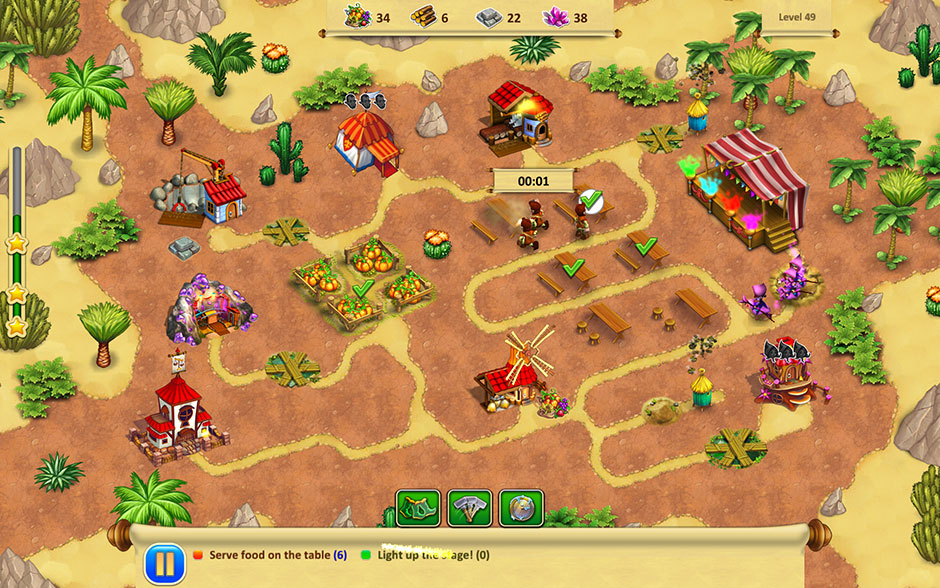 Gnomes Garden 2 - Level 49