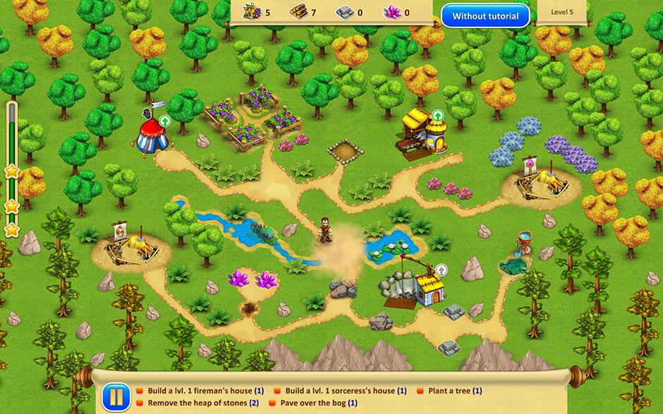 Gnomes Garden 2 - Upgrade Icons