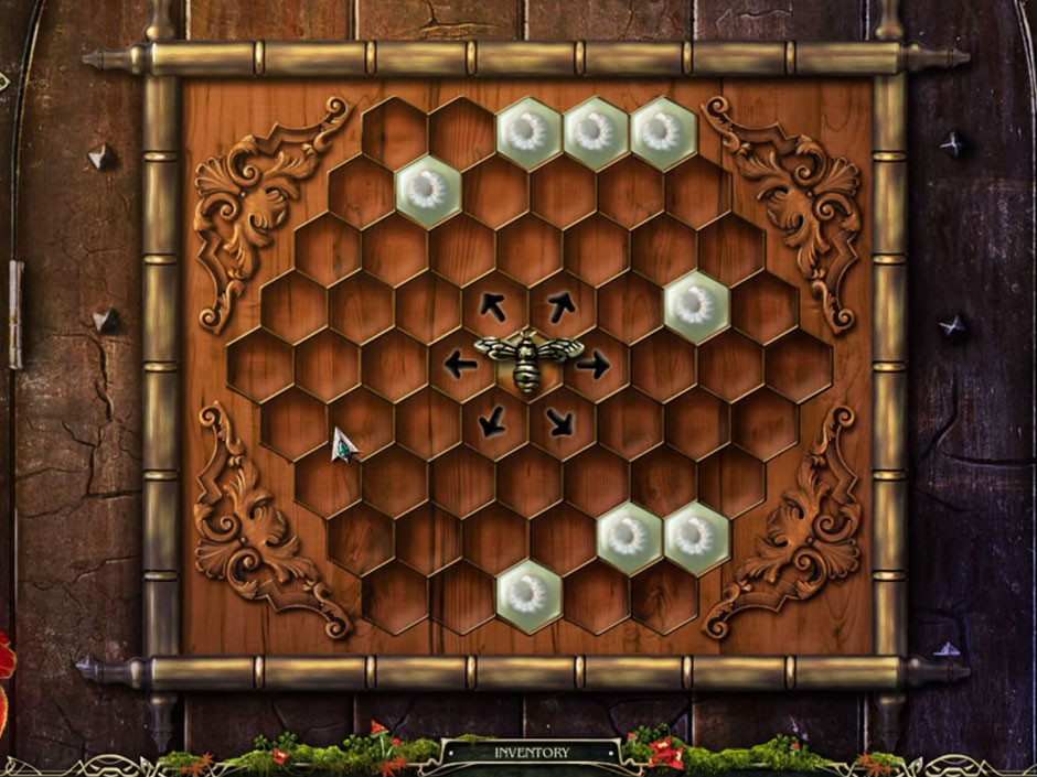 Grim Tales – The Wishes - Bee Puzzle