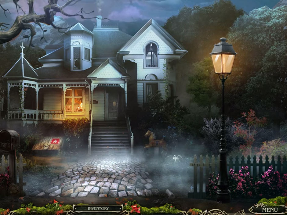 Grim Tales - The Wishes - The house