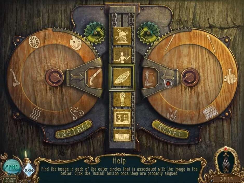 Haunted Legends - The Bronze Puzzle 10