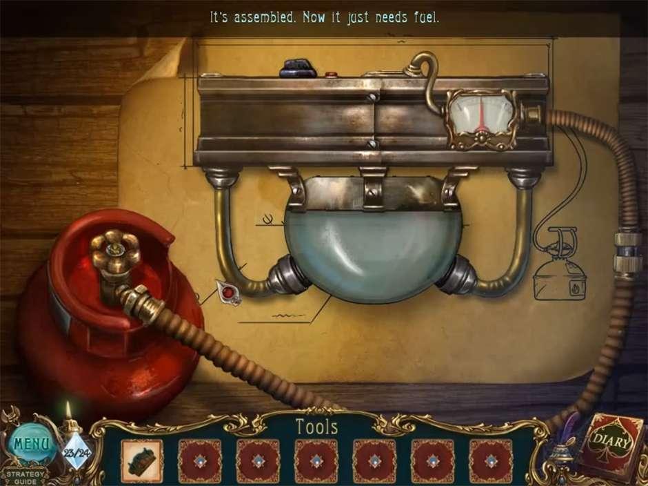 Haunted Legends - The Bronze Puzzle 12