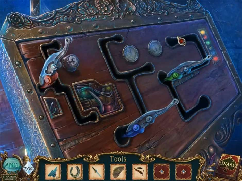 Haunted Legends - The Bronze Puzzle 3