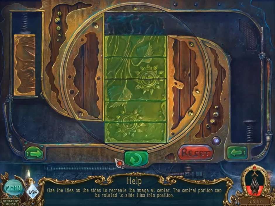Haunted Legends - The Bronze Puzzle 5