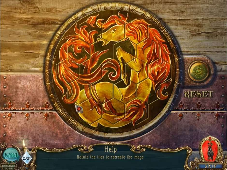 Haunted Legends - The Bronze Puzzle 8