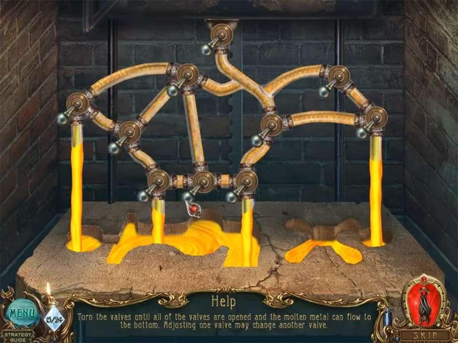 Haunted Legends - The Bronze Puzzle 9