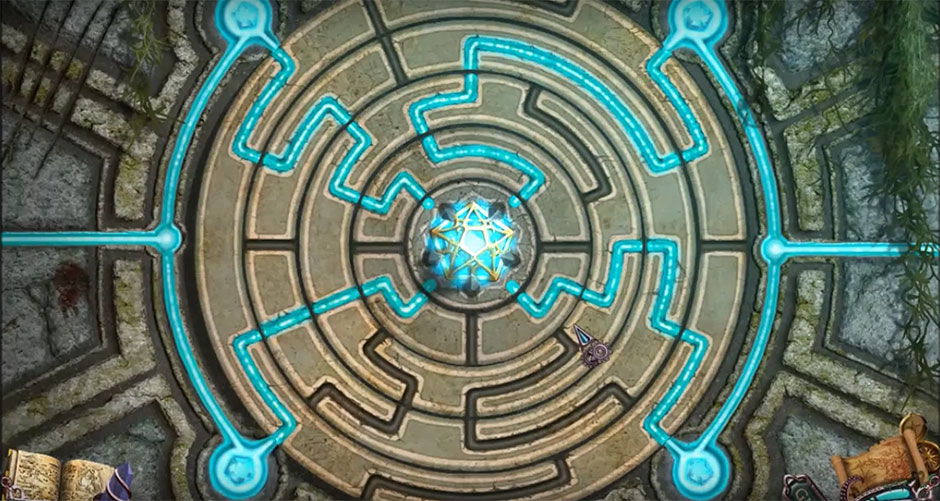 Mystery of the Ancients - Curse of the Black Water Chapter 3 - Crystal Puzzle