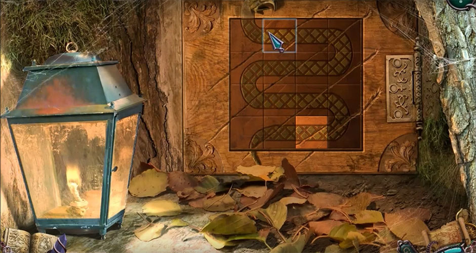 Mystery of the Ancients - Curse of the Black Water Chapter 4 - Dragon Puzzle