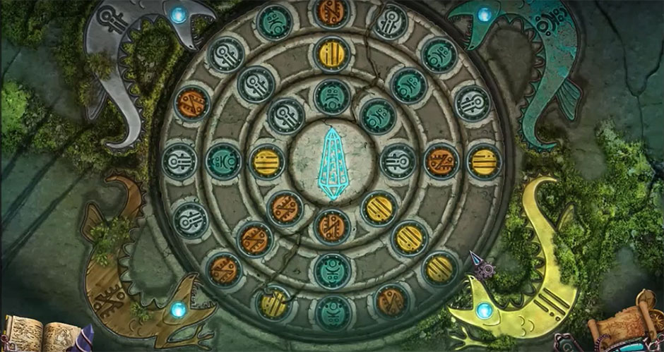 Mystery of the Ancients - Curse of the Black Water Chapter 4 - Metal Lizard Puzzle