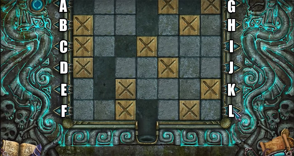 Mystery of the Ancients - Curse of the Black Water Chapter 4 - Plank Puzzle