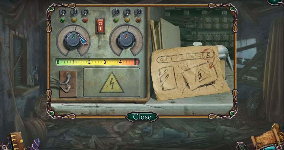 Mystery of the Ancients - Curse of the Black Water Chapter 5 - Radio Puzzle