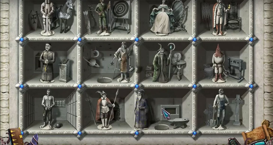 Mystery of the Ancients - Curse of the Black Water Chapter 5 - Wizard Puzzle