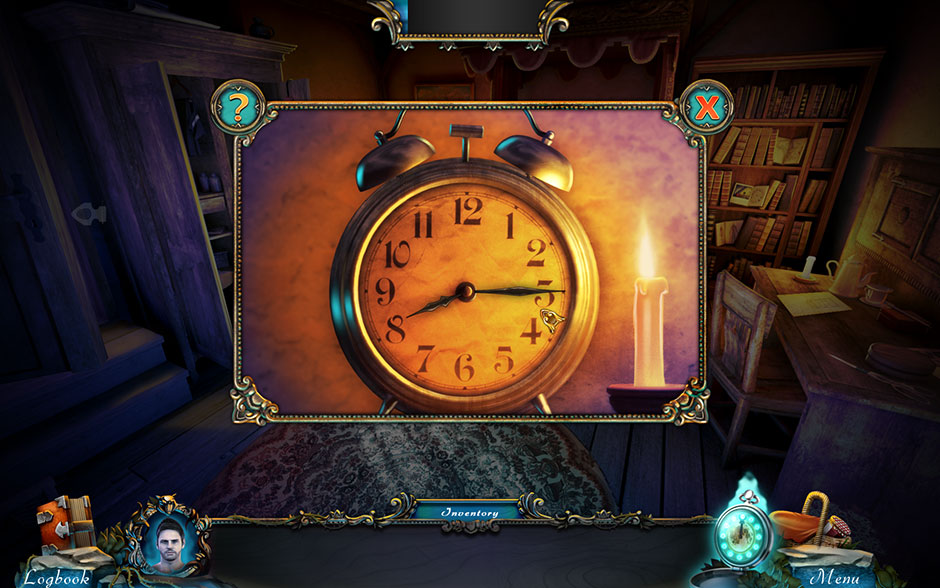 Red Riding Hood - Star-Crossed Lovers Alarm Clock Time Puzzle Solution