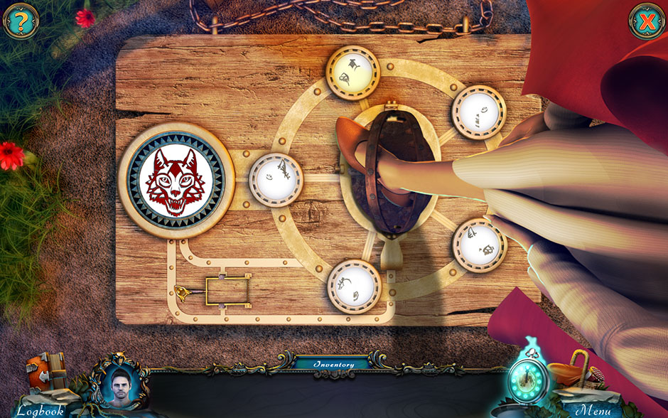 Red Riding Hood - Star-Crossed Lovers Wolf Trap and Seal Puzzle Solution
