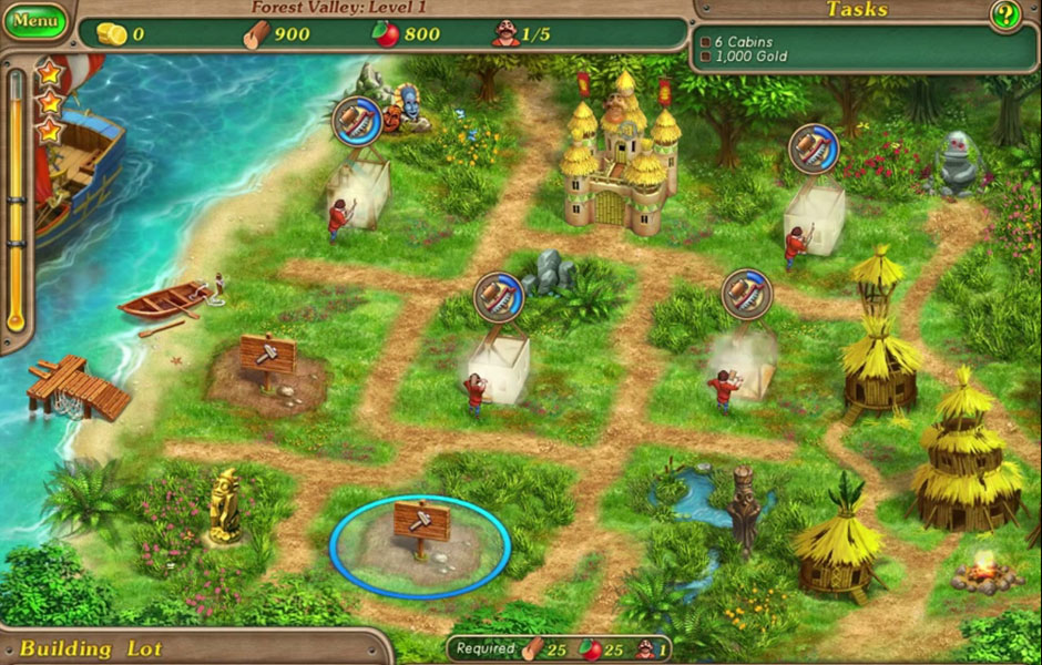 Royal Envoy 3 - Chapter 1 Forest Valley level 1