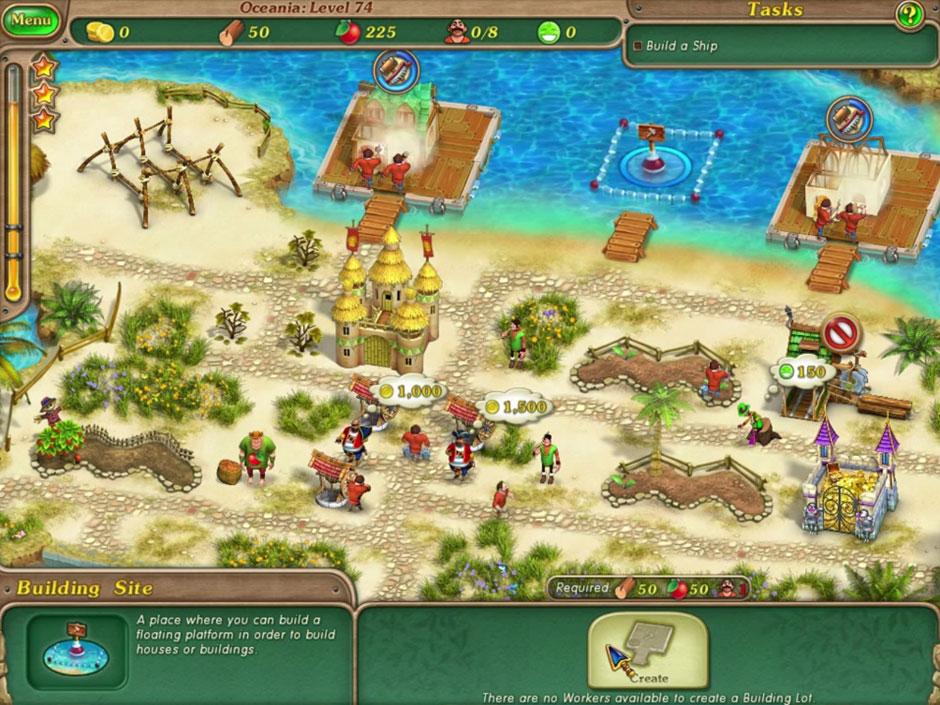 Royal Envoy 3 - Chapter 10 Oceania level 74