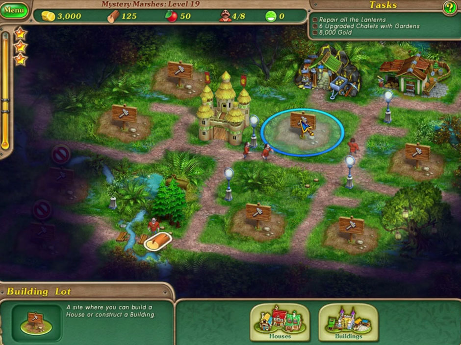 Royal Envoy 3 - Chapter 4 Mystery Marshes level 19