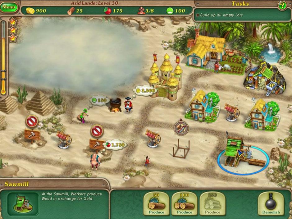 Royal Envoy 3 - Chapter 5 Arid Lands level 30