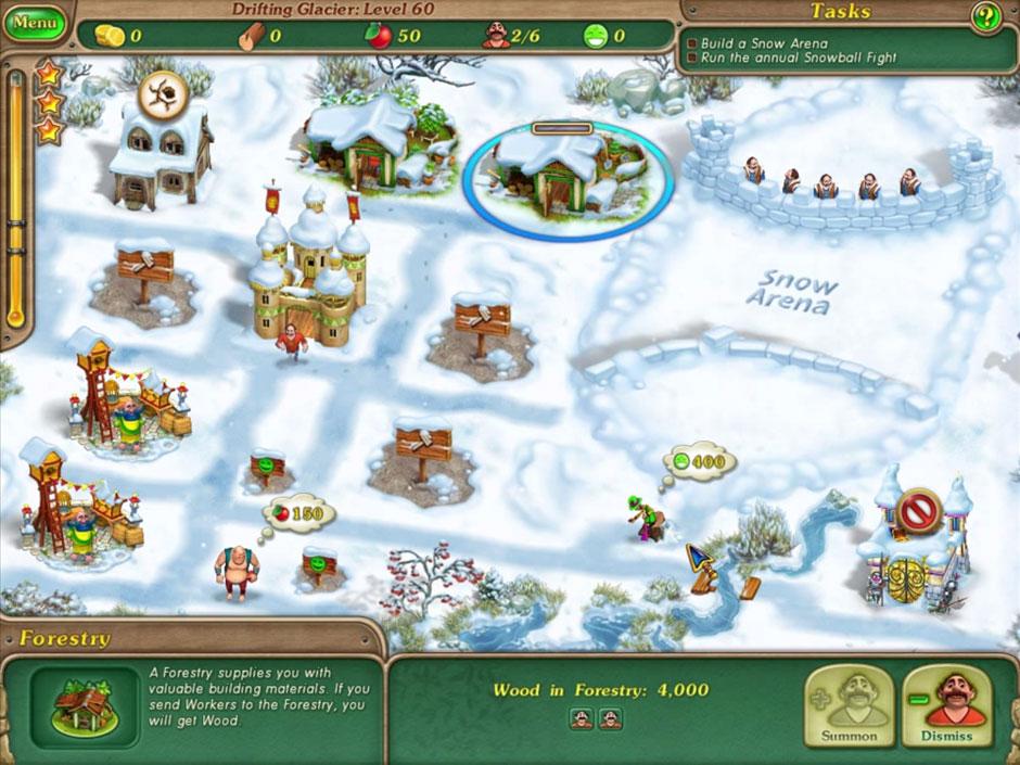 Royal Envoy 3 - Chapter 9 Drifting Glacier level 60