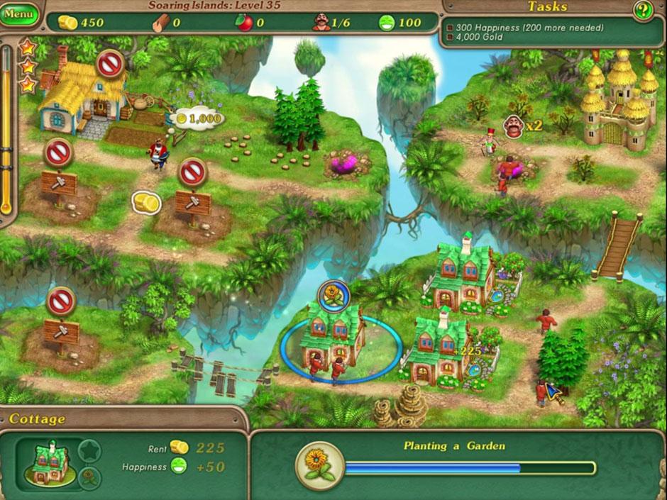 Royal Envoy 3 - chapter 6 Soaring Islands level 35