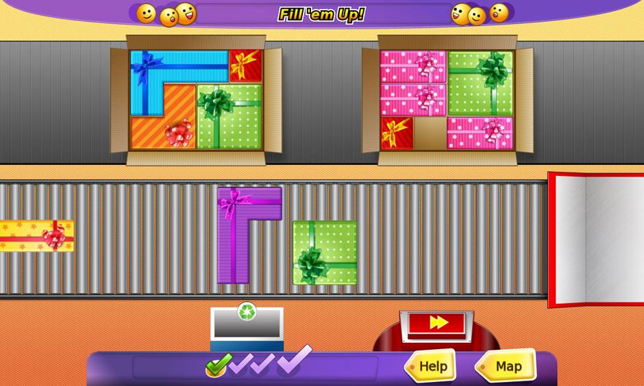 Shop-n-Spree – Shopping Paradise Fill em Up Minigame