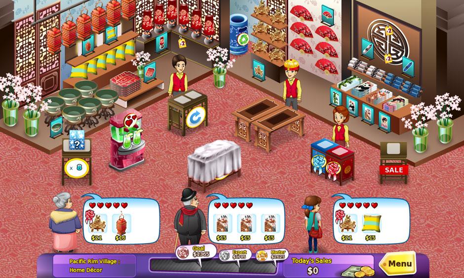 Shop-n-Spree – Shopping Paradise Rich Man Customer