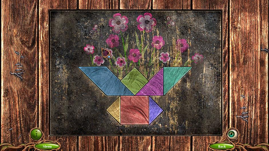 The Last Dream Colored Tiles Puzzle Solution