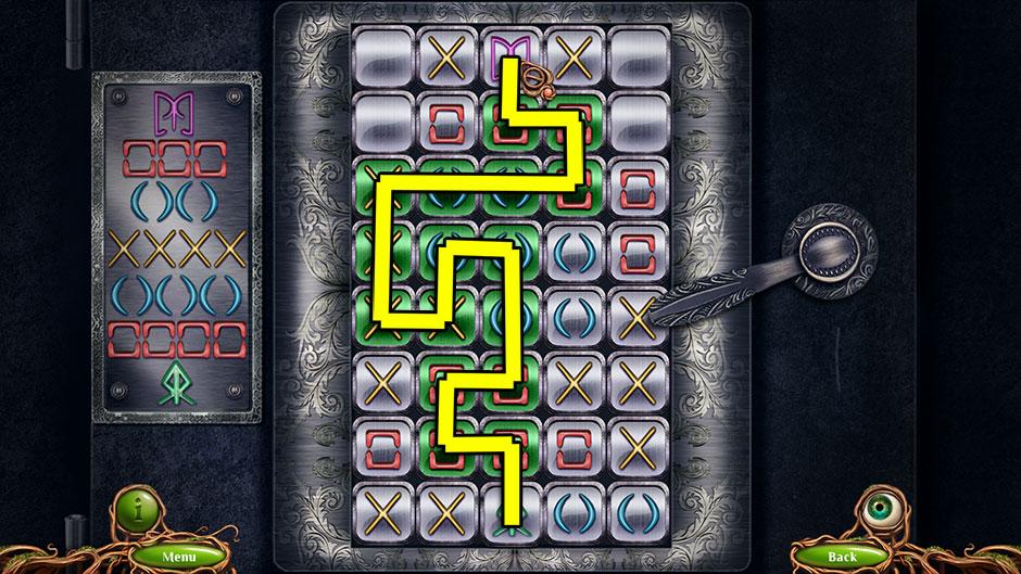 The Last Dream Navigation Puzzle Solution
