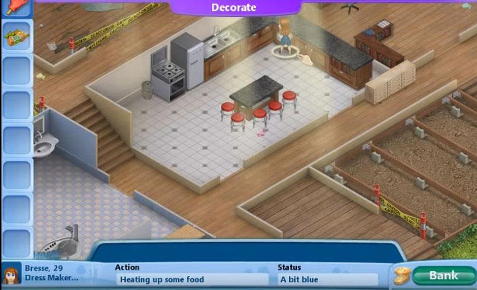Virtual families 2 our dream house walkthrough gamehouse for Building our dream home blog