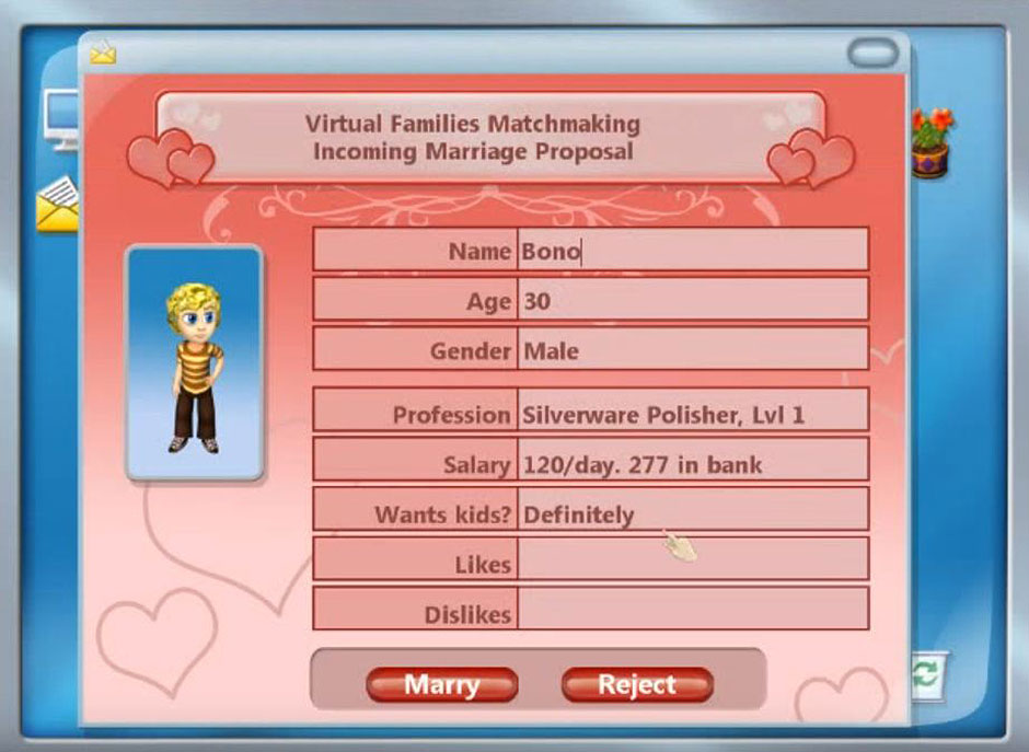 virtual families how to get twins