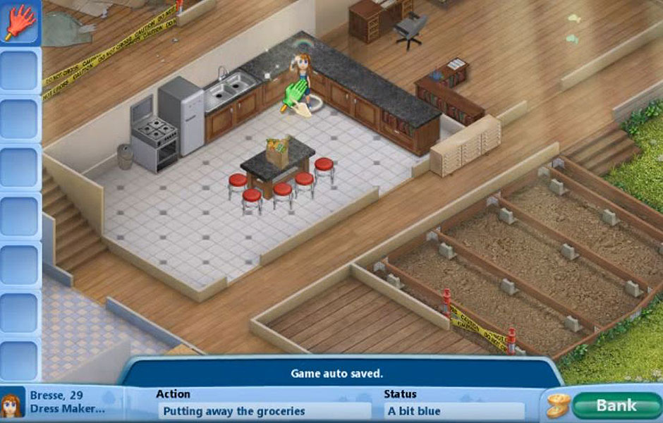 Virtual Families 2 - Our Dream House - Scolding and Praising