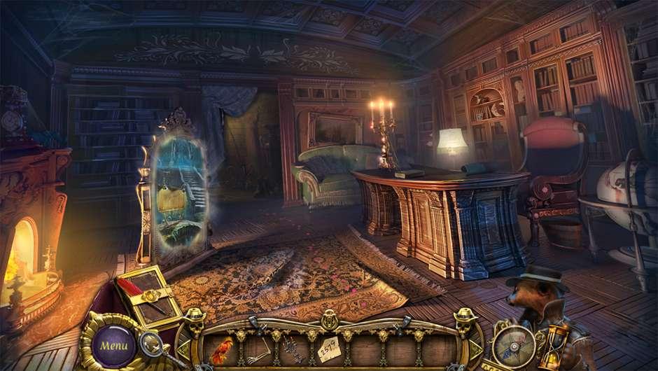 Weeping Skies Part 6.2 - Hidden Room Entrance